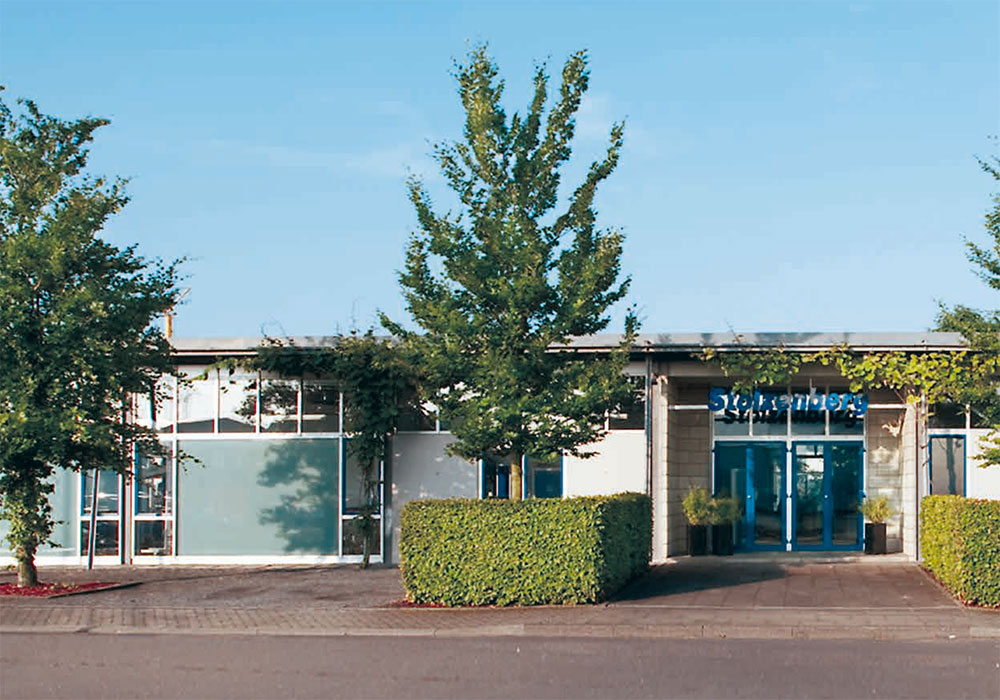 Stolzenberg GmbH - Firmengebäude Außenansicht