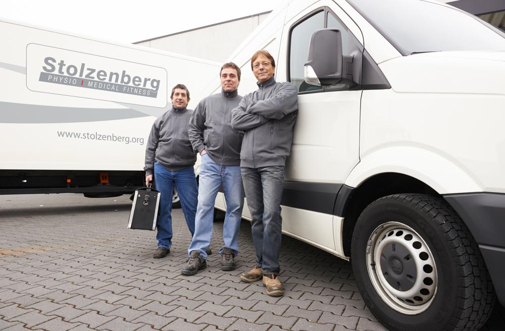 Stolzenberg GmbH - Service