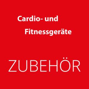 Zubehör für Cardio- und Fitnessgeräte
