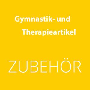 Zubehör für Gymnastik- und Therapieartikel