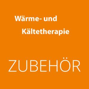Zubehör für Wärme- und Kältetherapie