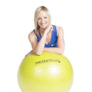 ARTZT Vitality Fitnessball, Stolzenberg GmbH, Gymnastik- und Therapieartikel