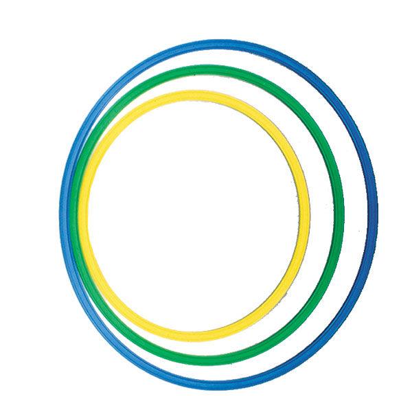 Gymnastikreifen PVC, Stolzenberg GmbH, Gymnastik- und Therapieartikel