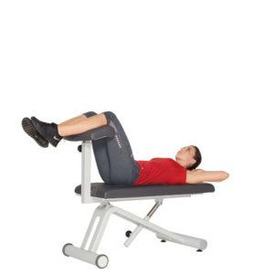 Dynamed-Abdominal-Trainer., Stolzenberg GmbH, Medizinische Trainingsgeräte,