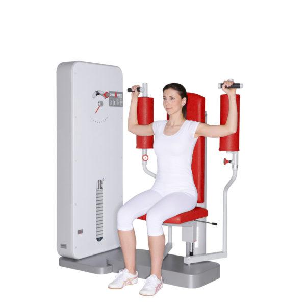 Dynamed-MP-Haltungs-Bruststabilisator, Stolzenberg, Medizinische Trainingsgeräte, MTT, KG-Gerät