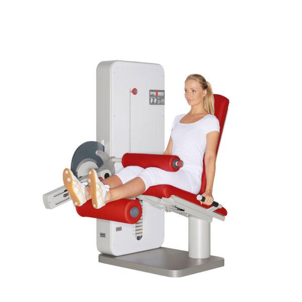 Dynamed Kniestrecker-beuger Kombi, Stolzenberg GmbH, Medizinische Trainingsgeräte,