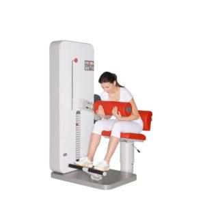 Dynamed Ruecken-Bauchtrainer Kombi, Stolzenberg GmbH, Medizinische Trainingsgeräte,