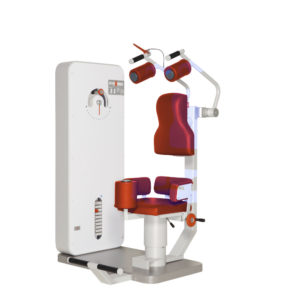 Dynamed-MP-RumpfRotator, Stolzenberg GmbH, MedizinischeTrainingsgeräte