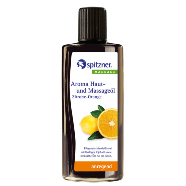 Spitzer Massageöl. Lotionen, Einreibungen, Stolzenberg GmbH, Wärmetherapie