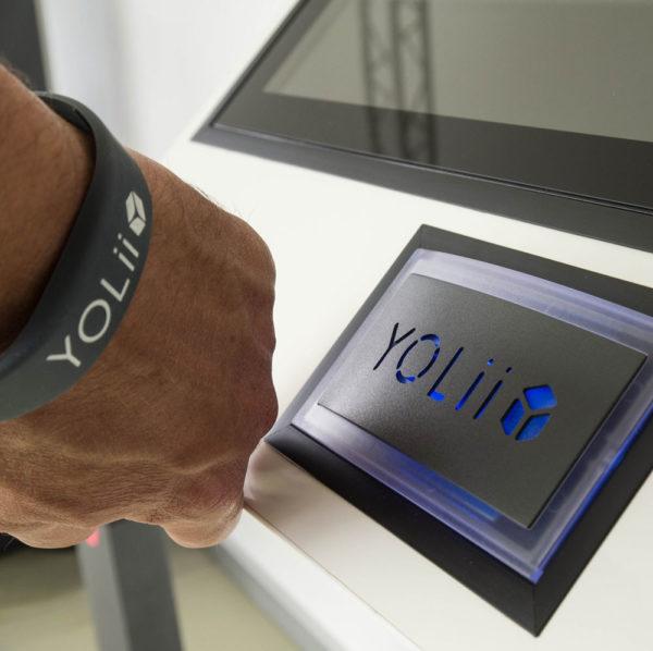 YOLii Trainingssteuerung, Stolzenberg GmbH, Dynamed Trainingsgeräte, Biofeedback