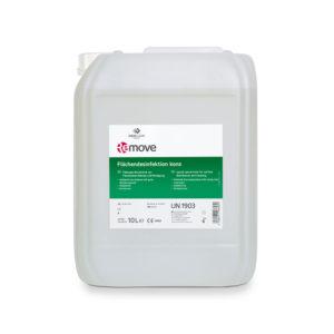 Flaechendesinfektion, Stolzenberg GmbH